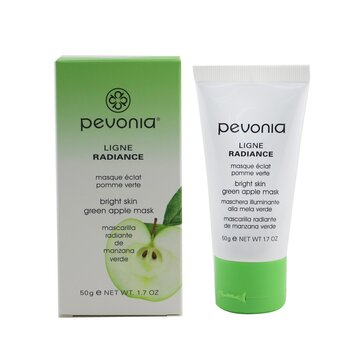 Radiance Bright Skin Green Apple Mask  50ml/1.7oz