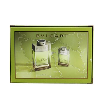 Man Wood Neroli Coffret: Eau De Parfum Spray 100ml + Eau De Parfum Spray 15ml (Box Slightly Damaged)  2pcs
