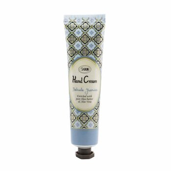 Hand Cream - Delicate Jasmine (Tube)  30ml/1.01oz