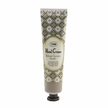 Hand Cream - Patchouli Lavender Vanilla (Tube)  30ml/1.01oz