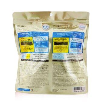 Anessa Perfect UV Sunscreen Skincare Milk SPF50+ PA++++ Duo Pack תחליב הגנה מהשמש מארז זוגי  2x90ml/3oz