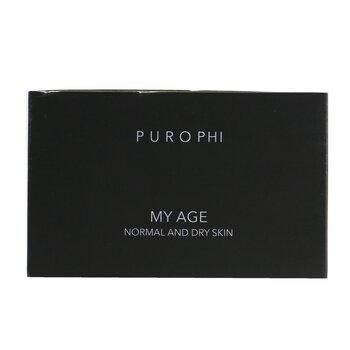 My Age Normal & Dry Skin (Face Cream) (Box Slightly Damaged)  50ml/1.7oz