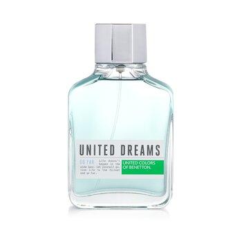 United Dreams Go Far Eau De Toilette Spray  200ml/6.7oz