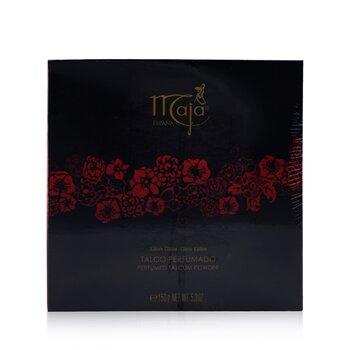 Maja Perfumed Talcum Powder With Puff  150g/5.3oz