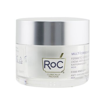 Multi Correxion Firm + Lift Anti-Sagging Firming Rich Cream  50ml/1.69oz