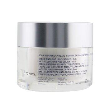 Multi Correxion Revive + Glow Anti-Ageing Unifying Rich Cream  50ml/1.69oz