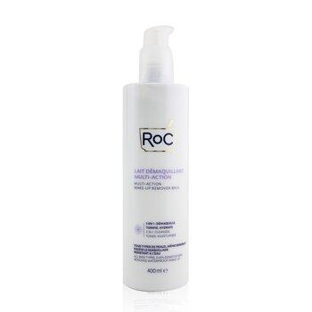 Multi-Action Make-Up Remover Milk - Removes Waterproof Make-Up (All Skin Types, Even Sensitive Skin)  400ml/13.52oz