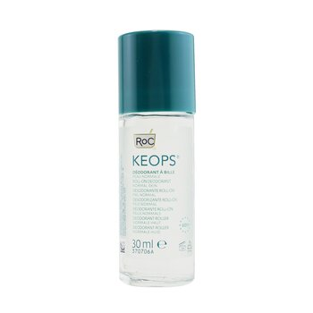KEOPS Roll-On Deodorant 48H - Alcohol Free & Not Perfumed (Normal Skin)  30ml/1oz