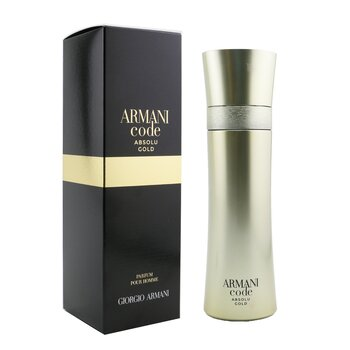 Armani Code Absolu Gold Eau De Parfum Spray  110ml/3.7oz