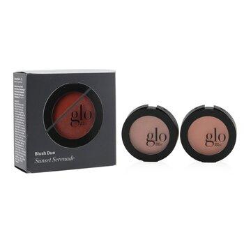 Blush Duo (1x Blush + 1x Cream Blush)  2x3.4g/0.12oz