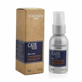 Cade Energizing Fluid - Normal To Oily Skin  50ml/1.6oz