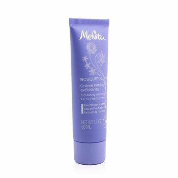 Bouquet Floral Exfoliating Cleansing Cream  50ml/1.7oz