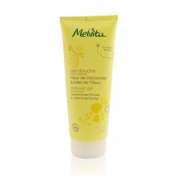 Lemon Tree Flower & Lime Tree Honey Shower Gel  200ml/6.7oz