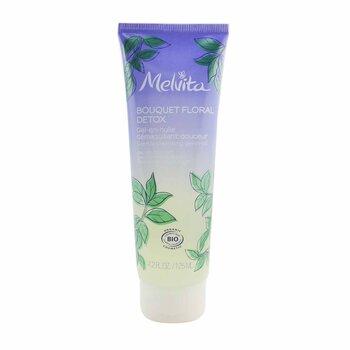 Bouquet Floral Detox Organic Gentle Cleansing Gel-In-Oil  125ml/4.2oz