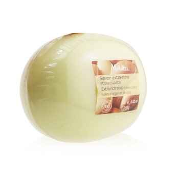 Extra Rich Soap With Argan Oil  250g/8.82oz