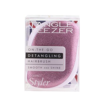 Compact Styler On-The-Go Detangling Hair Brush - # Candy Sparkle  1pc