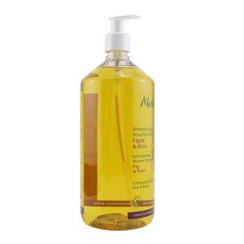 Extra-Gentle Shower Shampoo (Hair & Body)  1000ml/33.8oz