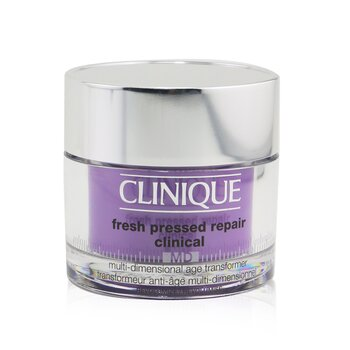 Fresh Pressed Repair Clinical MD Multi-Dimensional Age Transformer (Revolumize)  50ml/1.7oz