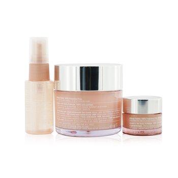 Moisture Surge Set: Moisture Surge 100H 125ml+ All About Eyes 15ml+ Moisture Surge Face Spray Thirsty Skin Relief 30ml  3pcs