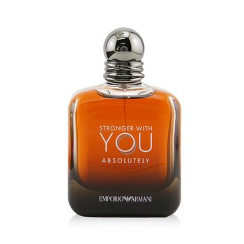 Emporio Armani Stronger With You Absolutely Eau De Parfum Spray  100ml/3.4oz