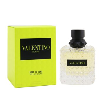 Valentino Donna Born In Roma Yellow Dream Eau De Parfum Spray  100ml/3.3oz