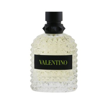 Valentino Uomo Born In Roma Yellow Dream Eau De Toilette Spray  100ml/3.4oz