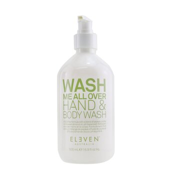 Wash Me All Over Hand & Body Wash  500ml/16.9oz