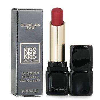 Kisskiss Tender Matte Lipstick  2.8g/0.09oz