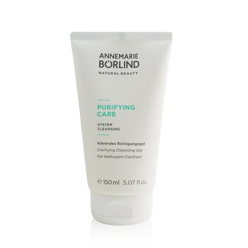 Purifying Care System Cleansing Clarifying Cleansing Gel - For Oily or Acne-Prone Skin  150ml/5.07oz