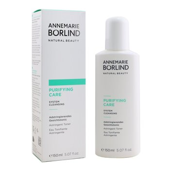 Purifying Care System Cleansing Astringent Toner - For Oily or Acne-Prone Skin  150ml/5.07oz