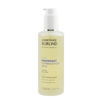 Combination Skin System Balance Mild Cleansing Gel - For Combination Skin  150ml/5.07oz