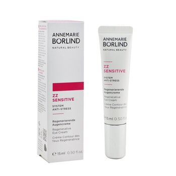 ZZ Sensitive System Anti-Stress Regenerative Eye Cream - For Sensitive Skin  15ml/0.5oz