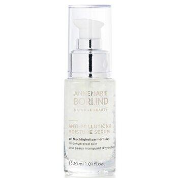 Anti-Pollution & Moisture Serum - For Dehydrated Skin  30ml/1.01oz