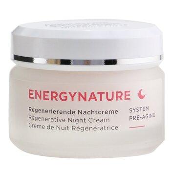 Energynature System Pre-Aging Crema de Noche Regenerante - Para Piel Normal a Seca  50ml/1.69oz