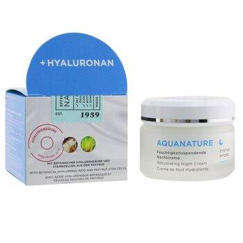 Aquanature System Hydro Rehydrating Night Cream - For Dehydrated Skin  50ml/1.69oz