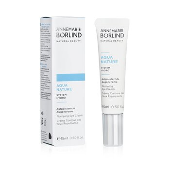 Aquanature System Hydro Plumping Eye Cream - For Dehydrated Skin  15ml/0.5oz