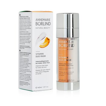 Vitamin Duo Mask - Intensive Care Mask For Tired & Dull Skin  40ml/1.35oz