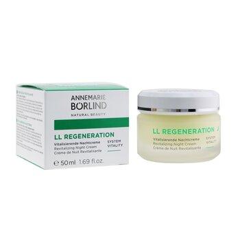 LL Regeneration System Vitality Revitalizing Night Cream  50ml/1.69oz