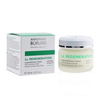 LL Regeneration System Vitality Eye Wrinkle Cream  30ml/1.01oz