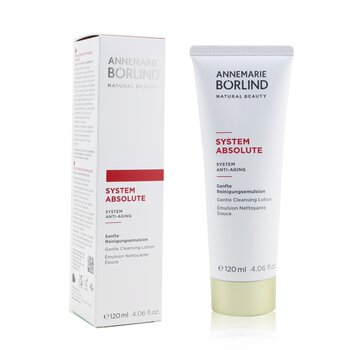 System Absolute System Anti-Aging Gentle Cleansing Lotion - For Mature Skin  120ml/4.06oz