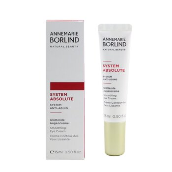 System Absolute System Anti-Aging Smoothing Eye Cream - For Mature Skin  15ml/0.5oz