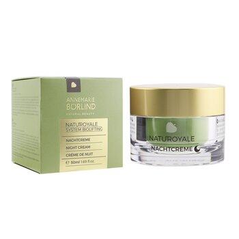 Naturoyale System Biolifting Night Cream - For Mature Skin  50ml/1.69oz