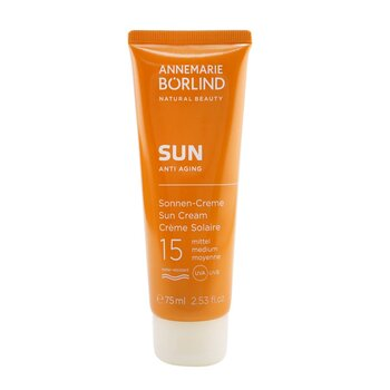 Sun Anti Aging Sun Cream SPF 15  75ml/2.53oz