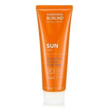 Sun Care Sun Fluid SPF 20  125ml/4.22oz