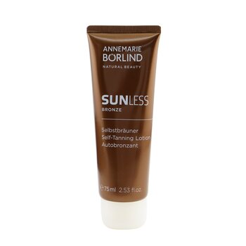 Sunless Bronze Self-Tanning Lotion (For Face & Body)  75ml/2.53oz