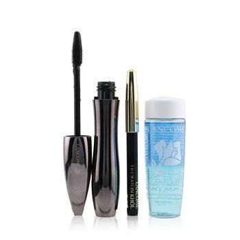 Hypnose Volume A Porter Mascara Set (1x Mascara 6.5ml, 1x Mini Le Crayon Khol 0.7g, 1x Bi Facil 30ml)  3pcs