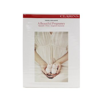 A Beautiful Pregnancy Set: Stretch Mark Minimizer 200ml+ Exfoliating Body Scrub 200ml+ Body Treatment Oil-Tonic 100ml  3pcs