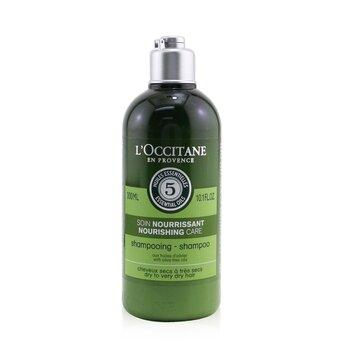 Aromachologie Nourishing Care Shampoo (Dry to Very Dry Hair)  300ml/10.1oz