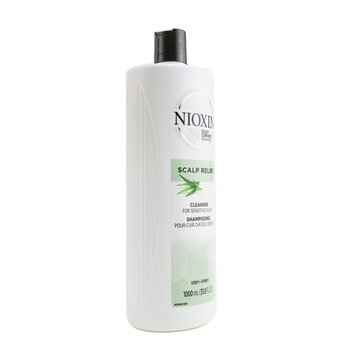 Scalp Relief Cleanser (For Sensitive Scalp)  1000ml/33.8oz