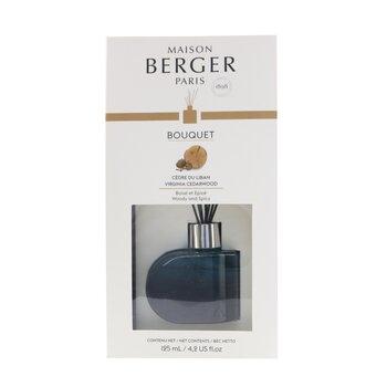 Alliance Turquoise Reed Diffuser - Virginia Cedarwood  125ml/4.2oz
